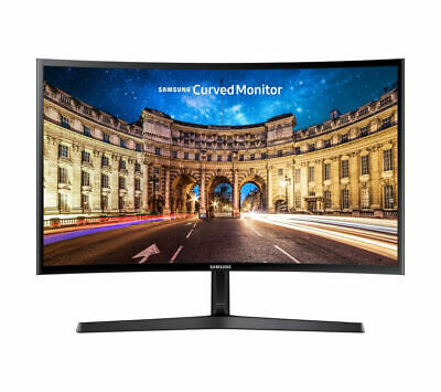 """Samsung LC24F396FHUXEN Full HD 24"""""""" Curved LED Monitor (GREAT CONDITION)"""