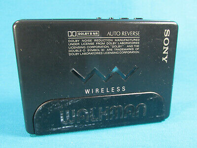 Parts//Repair Sony Cassette Tape Walkman Personal Stereo WM-EX19//BC
