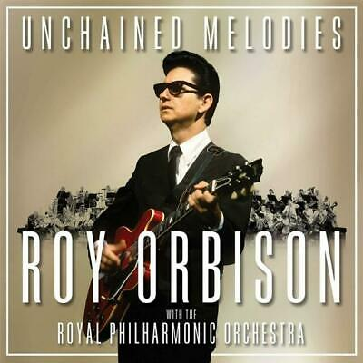Roy Orbison - With The Royal Philharmonic Orchestra Unchained Melodies CD