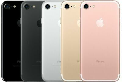 Apple iPhone 7 32GB Rose Gold (CDMA/GSM Unlocked) Grade A+