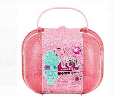 New Sealed L.O.L. Surprise! Bigger Surprise with 60+ Surprises FREE SHIP