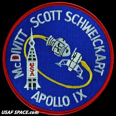 OFFICIAL PATCH MADE in USA NASA 50th Anniversary MINT ORIGINAL AB Emblem