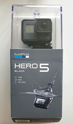 Gopro Hero 5 Black Edition With Accessories