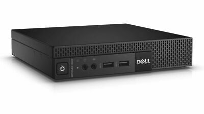 DELL OPTIPLEX 3020M Mini Core i3 4150 3.1GHz 4GB RAM 500GB HDD WiFi Win 10 Pro