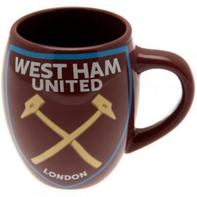 West Ham UTD FC Tea Tub Mug Brand New