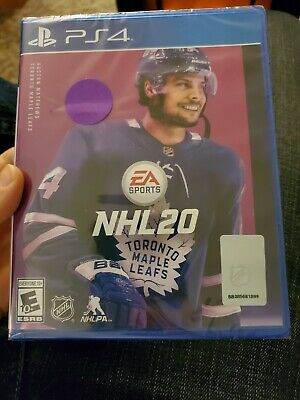 NHL 20 (PS4 / PlayStation 4) BRAND NEW factory sealed