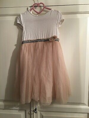 Girls Party Dress, Age 6-7