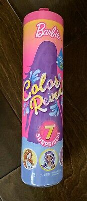 NEW! 2019 BARBIE Color Reveal Doll IN HAND Fast Shipping! Girl Christmas Gift