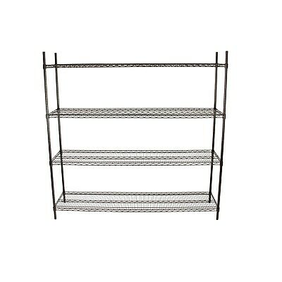Cold Room Heavy Duty Shelving 1518 x 457 x 1800mm