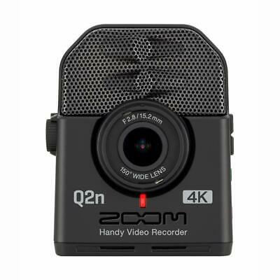 Zoom?Q2N-4K High Resolution Sound Quality Handy Video Recorder
