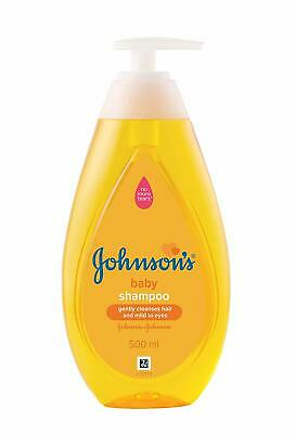 Johnson's Baby No More Tears Baby Shampoo 500 ml (free shipping world)
