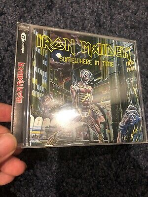 Iron Maiden Somewhere In Time CD