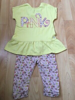Lovely Set By Cocodrillo, 2-3 Years, t-shirt And Leggings