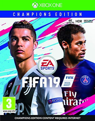 Xbox One-Fifa 19 - Champions Edition /Xbox One GAME NEW