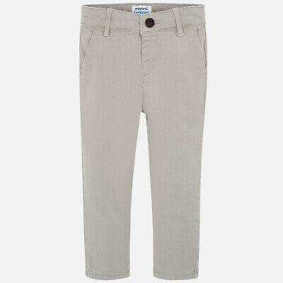 New Mayoral Boys slim fit chinos, Age 2 years (513)