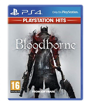 Bloodborne (PS4) - PlayStation Hits (PS4) GAME NEW