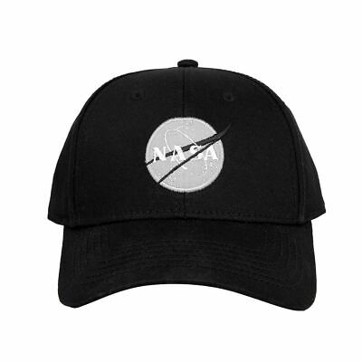 Alpha Industries Nasa Cap Caps Black