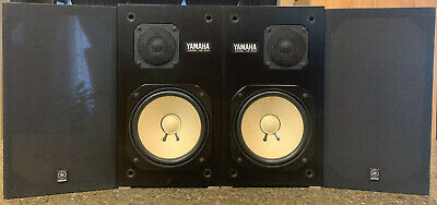 Yamaha NS-10M Studio Monitor, Left And Right,VGC,Work Perfectly,#110542 L/R (G)