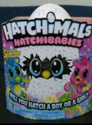 New Hatchimals Hatchibabies - Koalabee, Walmart Exclusive. BOY OR GIRL