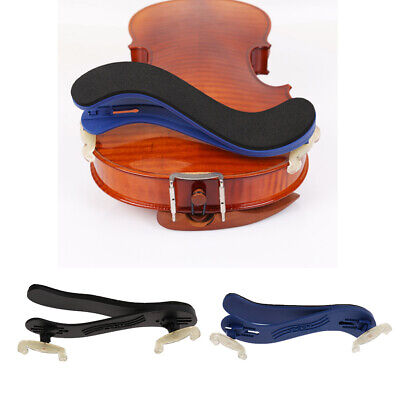 1pc Adjustable Violin Shoulder Rest Musical Support for 3/4 4/4 Violin Parts
