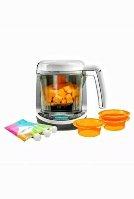 Baby Brezza One Step Food Maker Deluxe Brand New In The Box