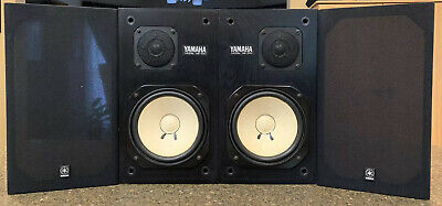 Yamaha NS-10M Studio Monitor, Left And Right,Fair,Work Perfectly,#204700 L/R (G)