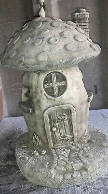 Large Toadstool House > Latex And Fibreglass Mould