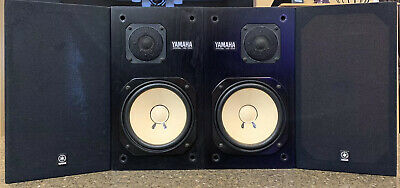 Yamaha NS-10M Studio Monitor, Left And Right,Good,Work Perfectly,#152034 L/R (G)