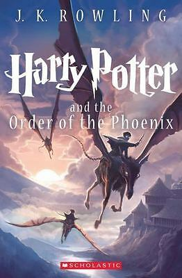 Harry Potter and the Order of the Phoenix [Book 5] Rowling, J.K.