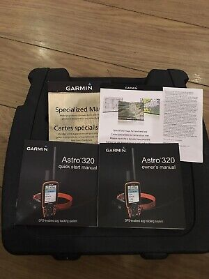 garmin astro 320 Dog Tracking System