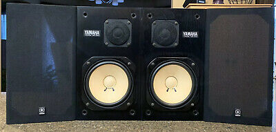 Yamaha NS-10M Studio Monitor, Left And Right,VGC,Work Perfectly,#123287 L/R (G)