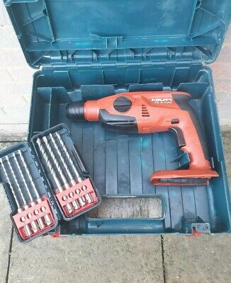 Hilti Te 2-A22 Cordless Sds Hammer Drill Body Only