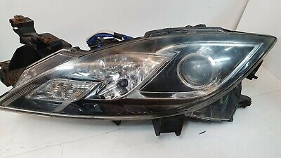 Mazda 6 Mk2 2008-2012  Passenger Side Front Headlight