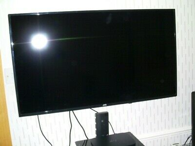 "JVC LT-40C590 40"" Full HD 1080p LED TV Freeview HD & 3 HDMI,only 3 months old."