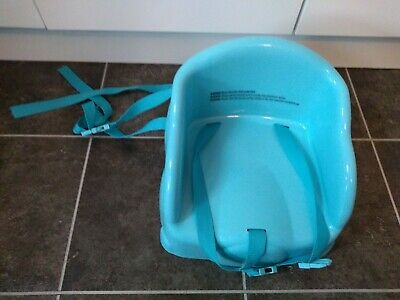 Blue Booster Chair for 6 months plus, excellent condition