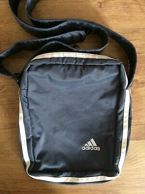 Vintage 90s Adidas Small Cross Shoulder Bag Hipster Rave Sports Urban Outfitters