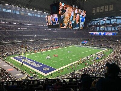 2 Tickets to Dallas cowboys vs Washington Redskins 12/29/19