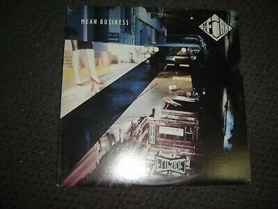 The Firm - Mean Business 1986 USA Orig. E/E