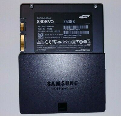 Samsung SSD 840 256GB, 2.5 inch (MZ-7TE250) Solid State Drive