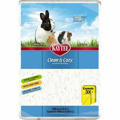 LM Kaytee Clean & Cozy Small Pet Bedding - 1,000 Cubic Inches