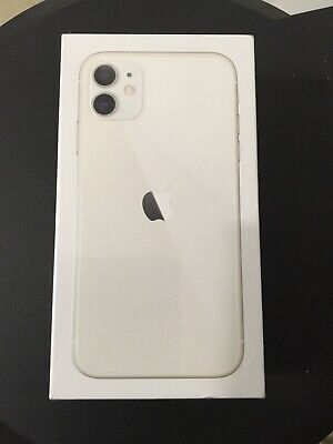 BRAND NEW/SEALED Apple iPhone 11 - 64 GB -  White AT&T