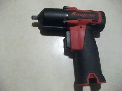 "Snap-On CT761 3/8"" dr 14.4V cordless impact wrench tool only gently used"