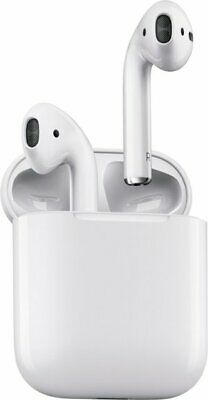 Genuine Apple - AirPods with Charging Case (1st Generation) - White