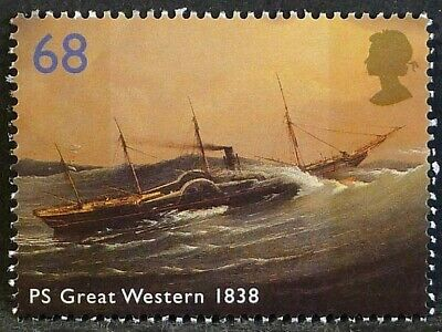 GB Stamps 2006 sg2614 'PPS Great Western' – U/M