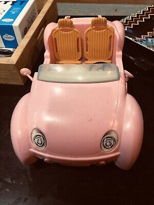 Mattel DJR55 Barbie Pink Glam Convertible