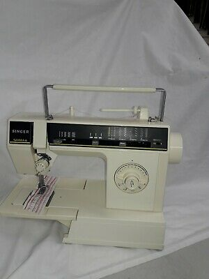 Singer 6215C sewing machine,Buttonhole,Stretch Stitches and Blind Hem