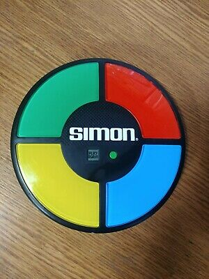 Simon Game By Hasbro 2013 Touch Sensitive Classic  Simon Game Tested Works