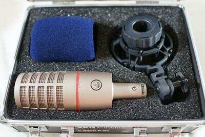 AKG C4500-BC Front address type Condenser Microphone Excellent Condition