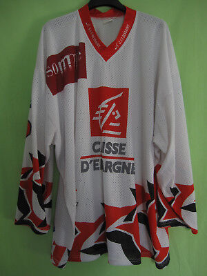 Maillot hockey sur glace gothiques amiens Somme vintage ice jersey - XXL