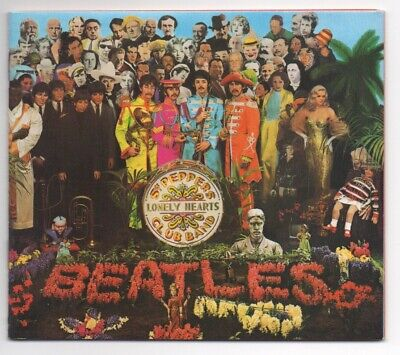 The Beatles - Sgt. Pepper's Lonely Hearts Club Band (CD, Special Edition)